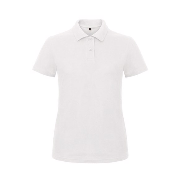 Heavymill Polo Ladies Heavymill Women - White / XXL