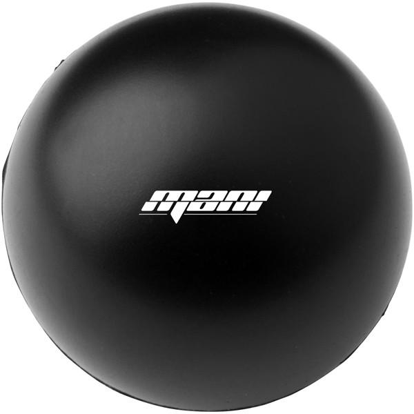 Antistresový míč Cool - Černá
