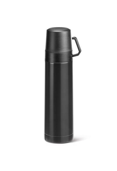 SAFE. Thermos bottle 490 ml - Black