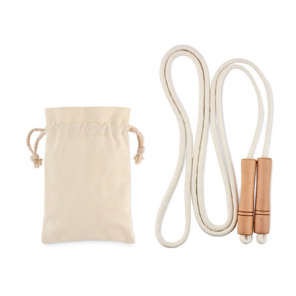 Cotton skipping rope Jump