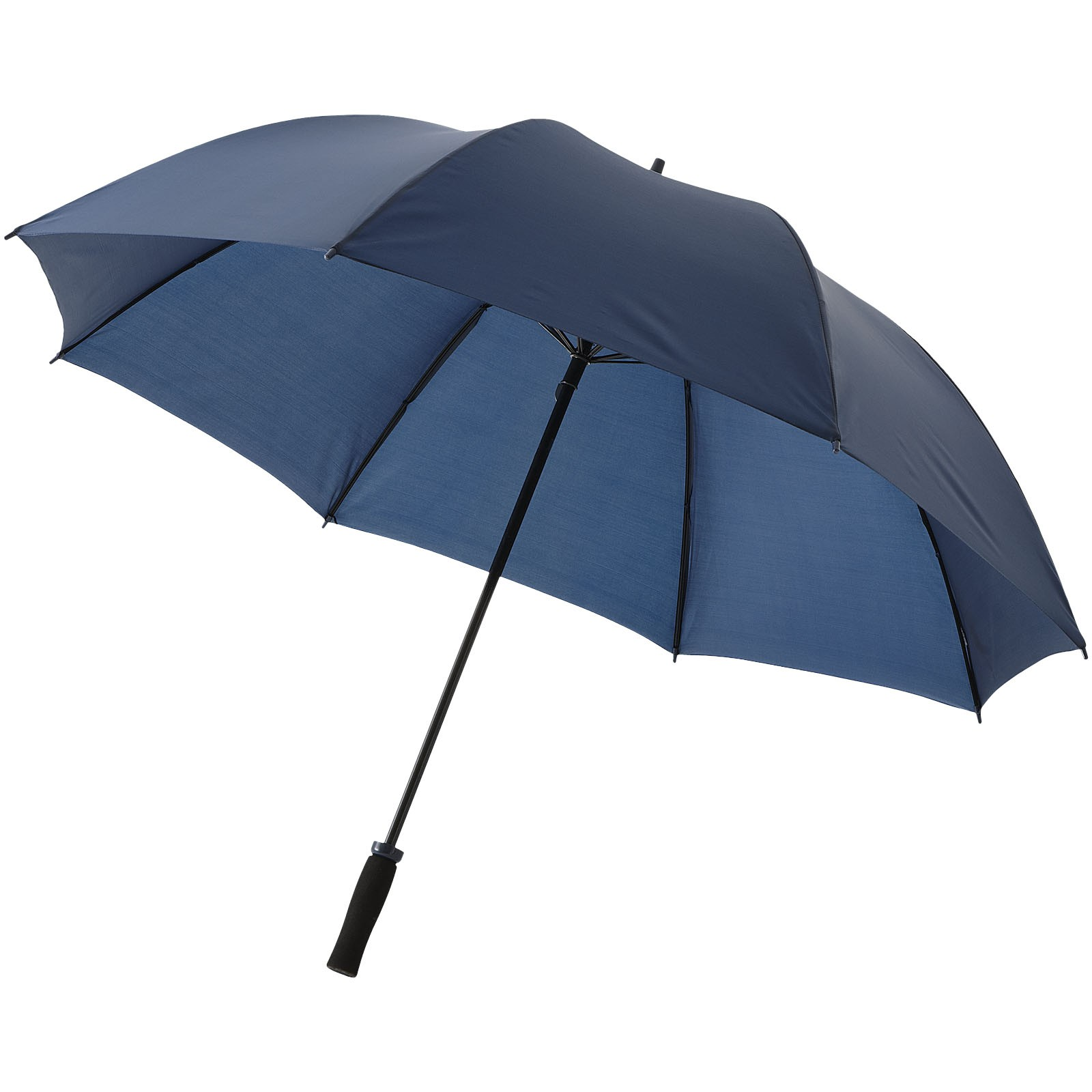 """30"""" golfový deštník Yfke s držadlem z materiálu EVA - Navy"""