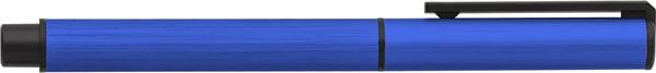 Aluminium rollerball - Blue