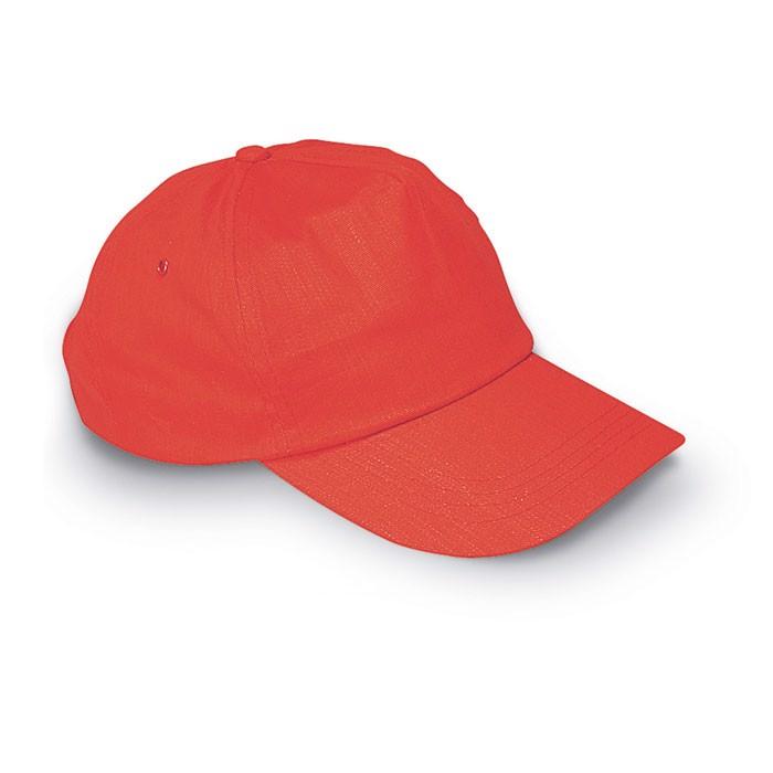 Czapka baseballowa Glop Cap - czerwony
