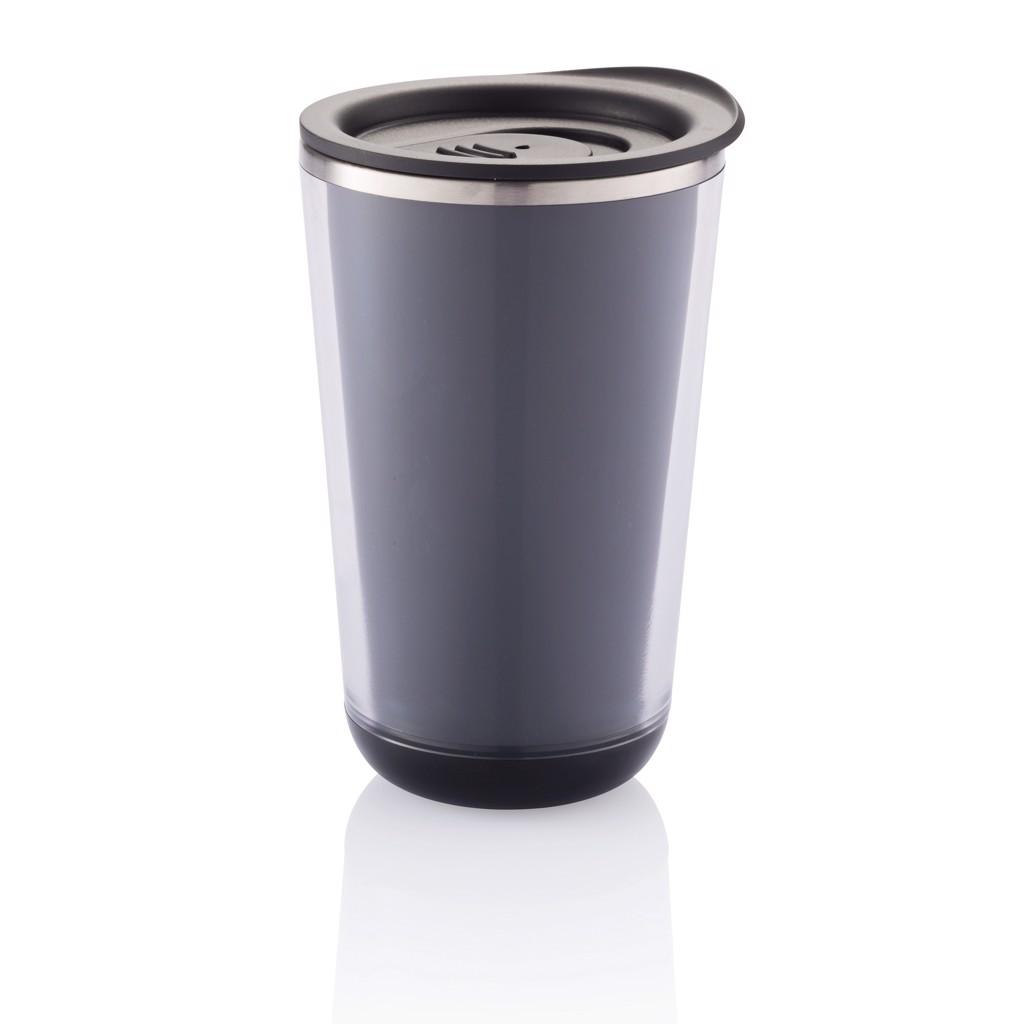 Dia utazós ivópohár - Fekete