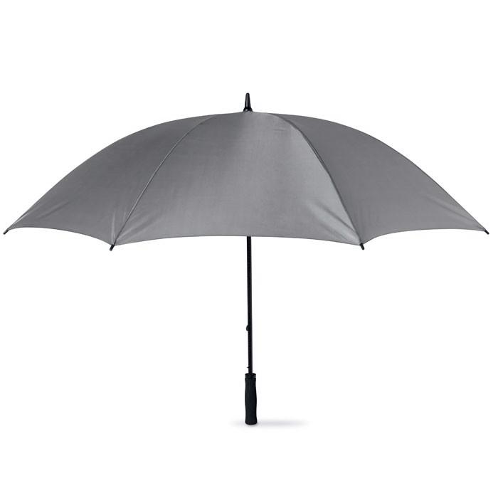 Parasol odporny na wiatr Gruso - szary