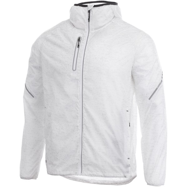 Signal reflective packable jacket - White / XXL