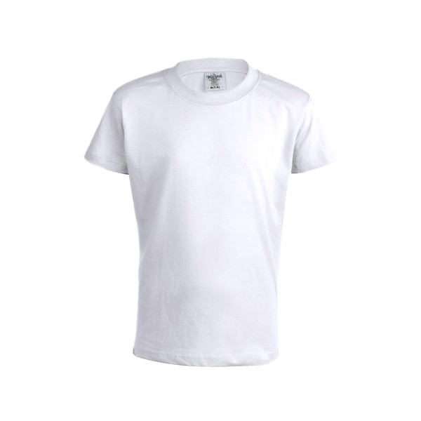 "Kids White T-Shirt ""keya"" YC150 - White / L"