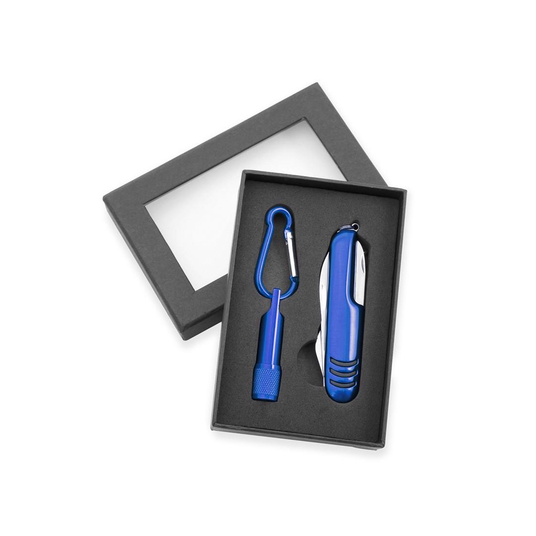 Set Sufli - Azul