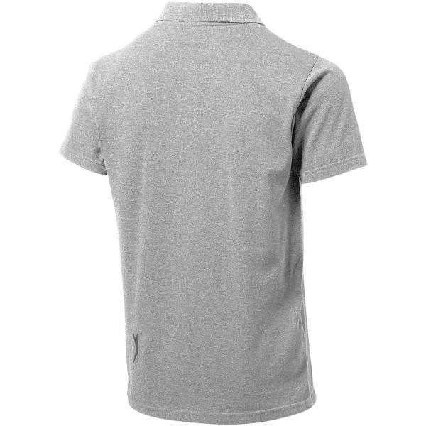 Advantage Poloshirt für Herren - Grau Meliert / M