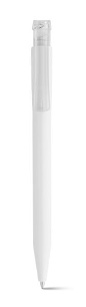 KISO. Ball pen in ABS - Transparent