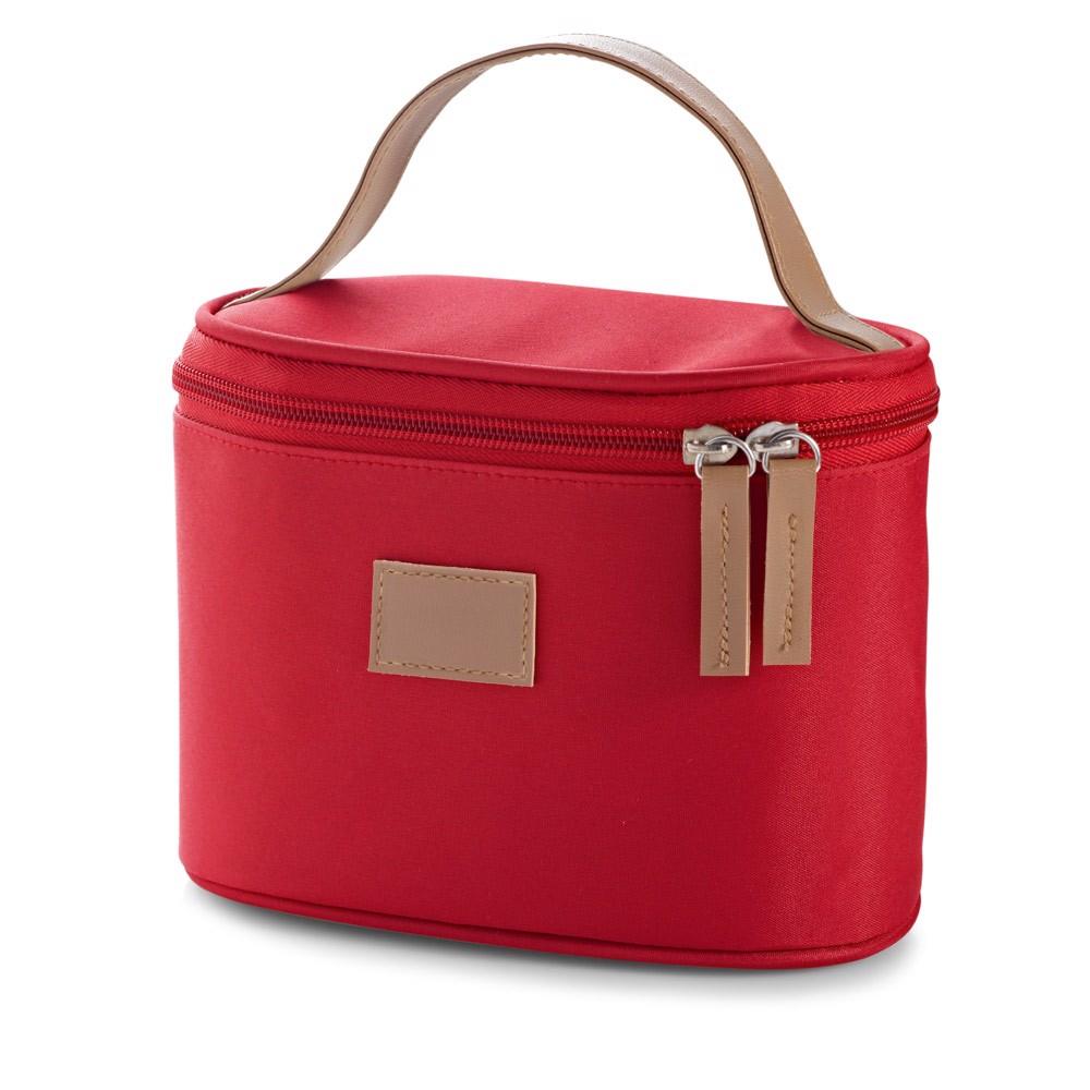 CROWE. Cosmetic bag - Red