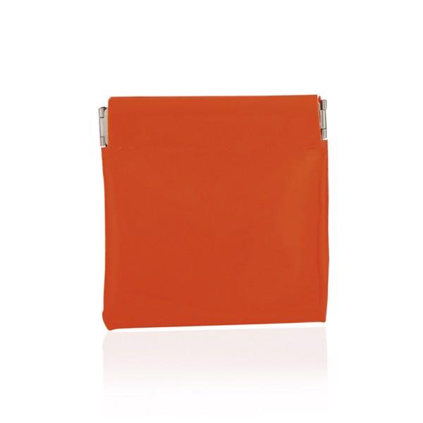 Monedero Clexy - Naranja Fluor