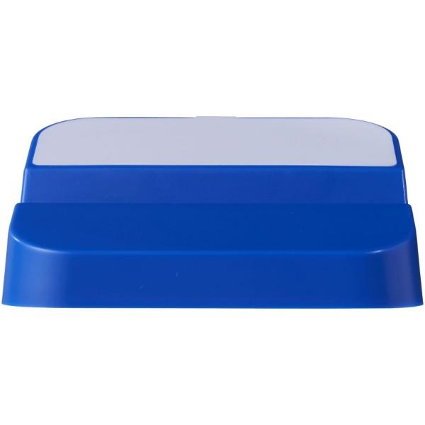 Rozbočovač Hopper 3-in-1a stojánek na telefon - Světle modrá