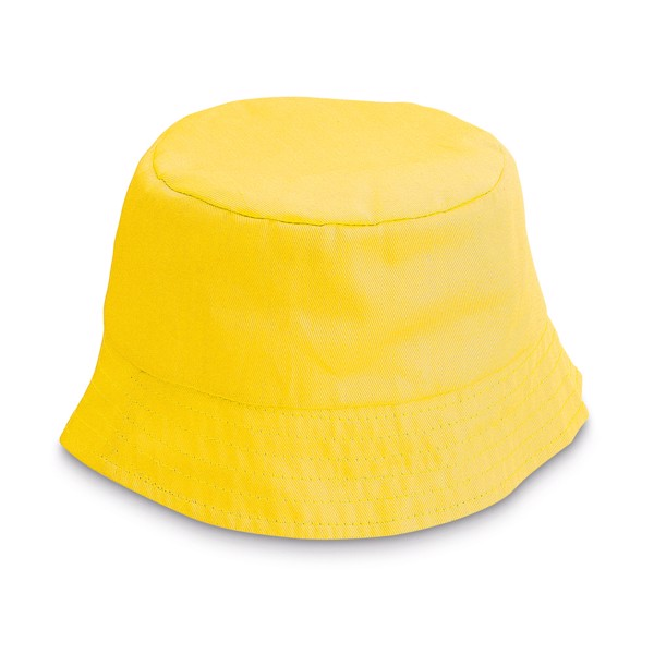 PANAMI. Καπέλο για παιδιά - Κίτρινο