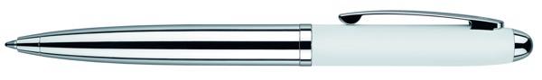 Senator® Nautic Soft Touch Drehkugelschreiber - Weiß