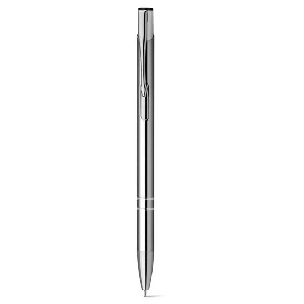 OLEG SLIM. Kuličkové pero - Stříbrná