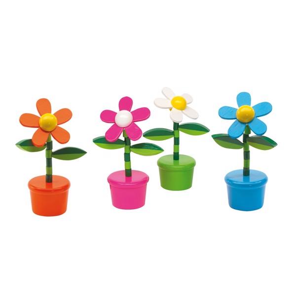 Pohyblivá Kytička Flower Power
