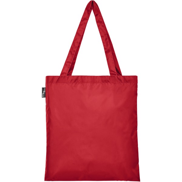 "Bolsa Tote de PET reciclado ""Sai"" - Rojo"