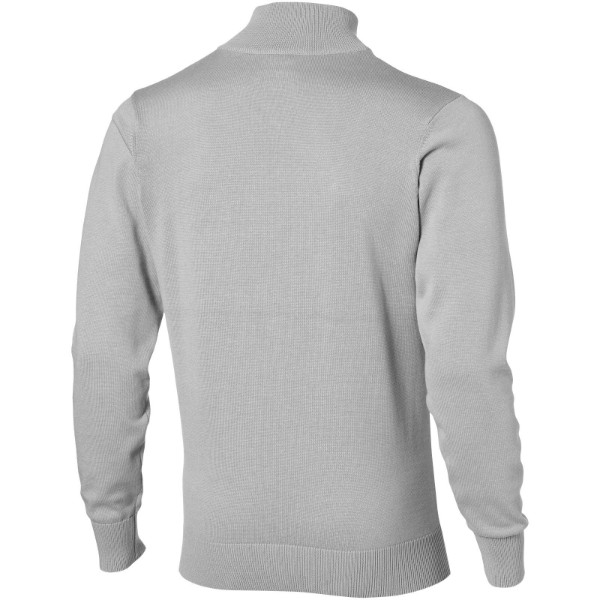 Set quarter zip pullover - Grey / M