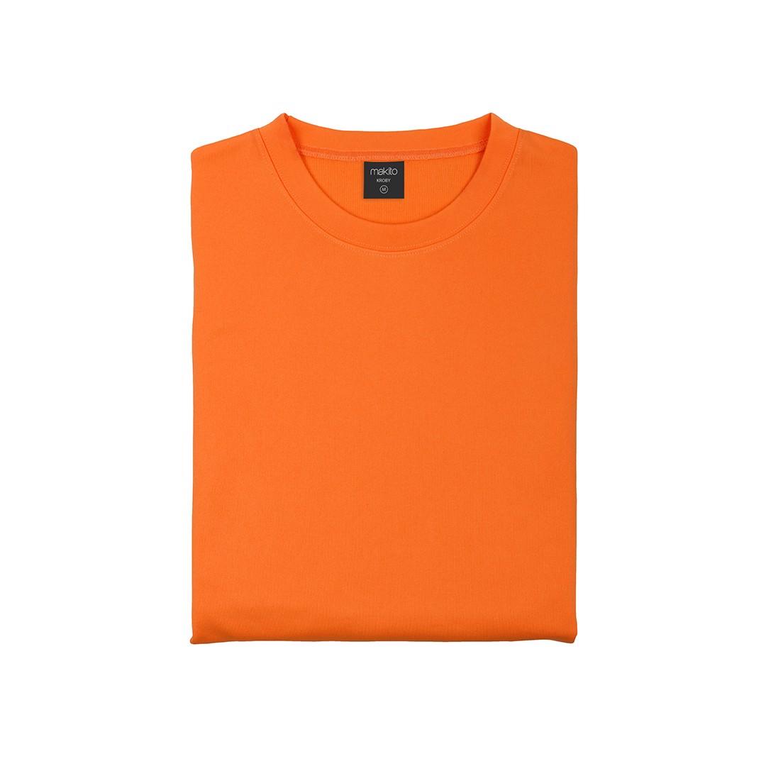 Sudadera Técnica Niño Kroby - Naranja / 10-12