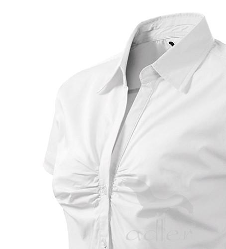 Košile dámská Malfini Chic - Bílá / XS