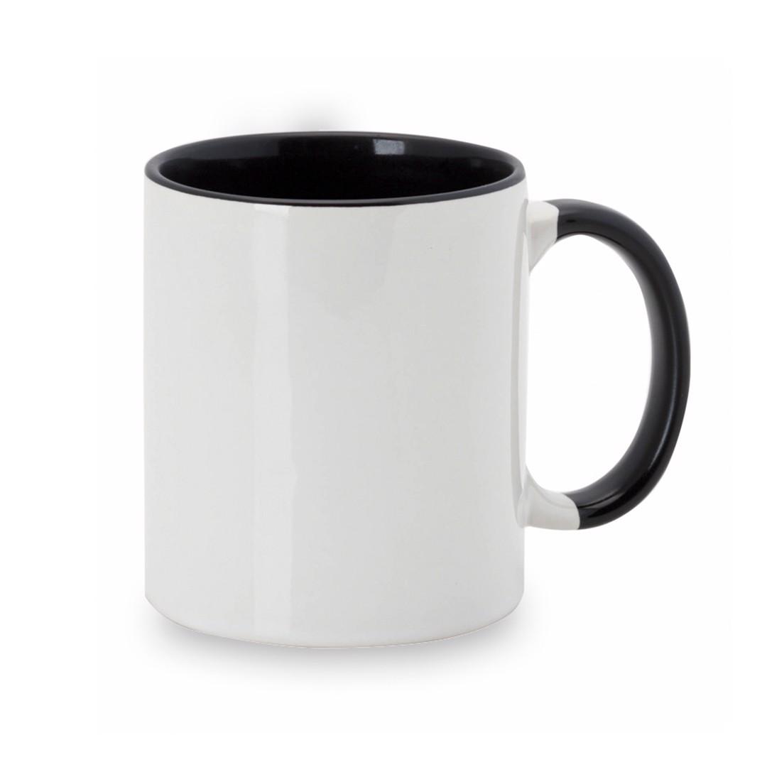 Sublimation Mug Harnet - Black