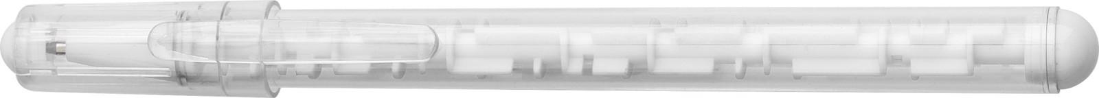 ABS ballpen - White