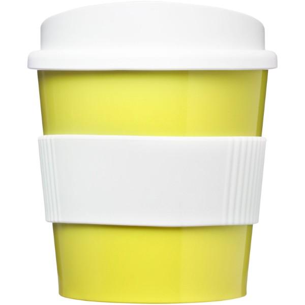 Hrnek s rukojetí Americano® primo 250 ml - Limetka / Bílá
