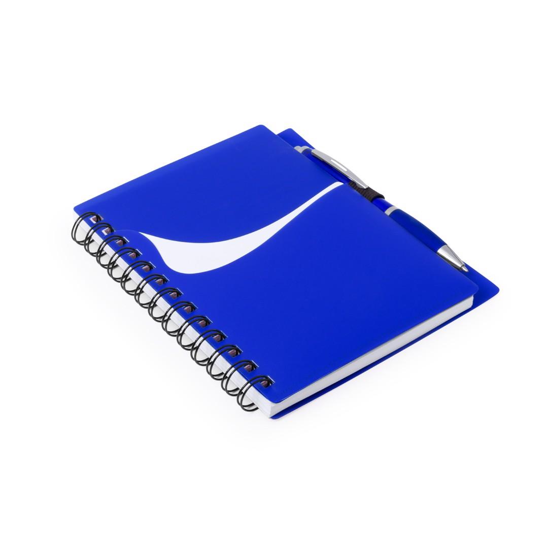 Libreta Dymas - Azul