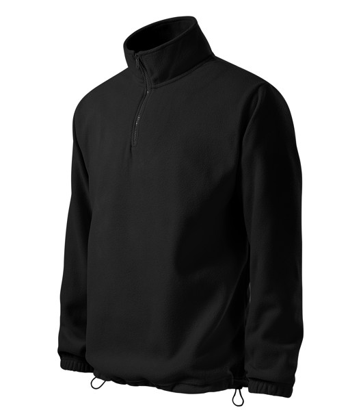 Fleece Gents Malfini Horizon - Black / 2XL