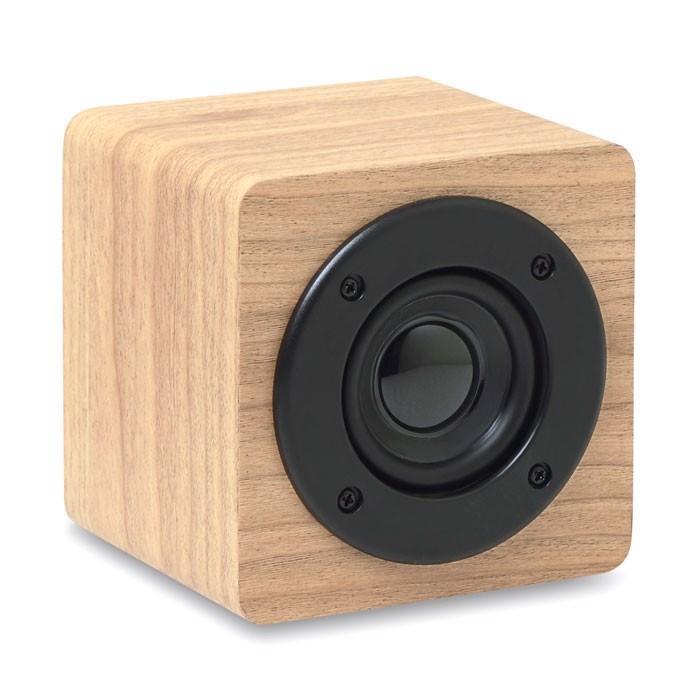 Wireless speaker 3W 400 mAh Sonicone - Wood
