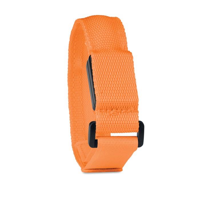 Flashing light strap Flashstrap - Orange