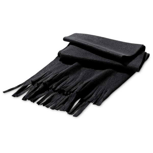 JASON. Scarf - Black