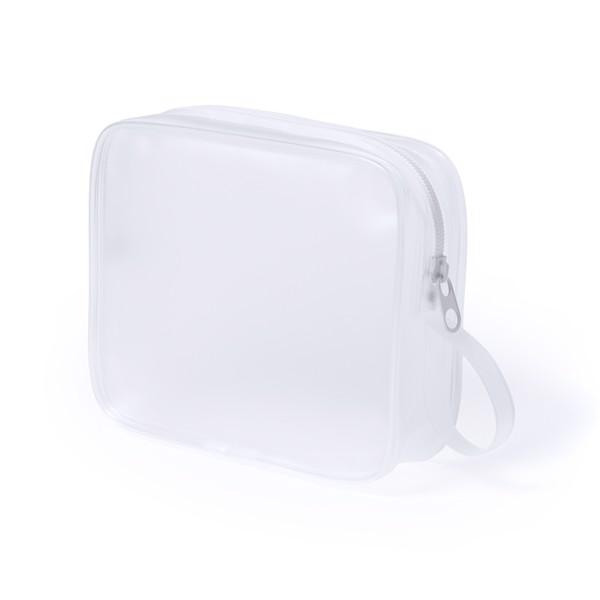Beauty Bag Saeki - White