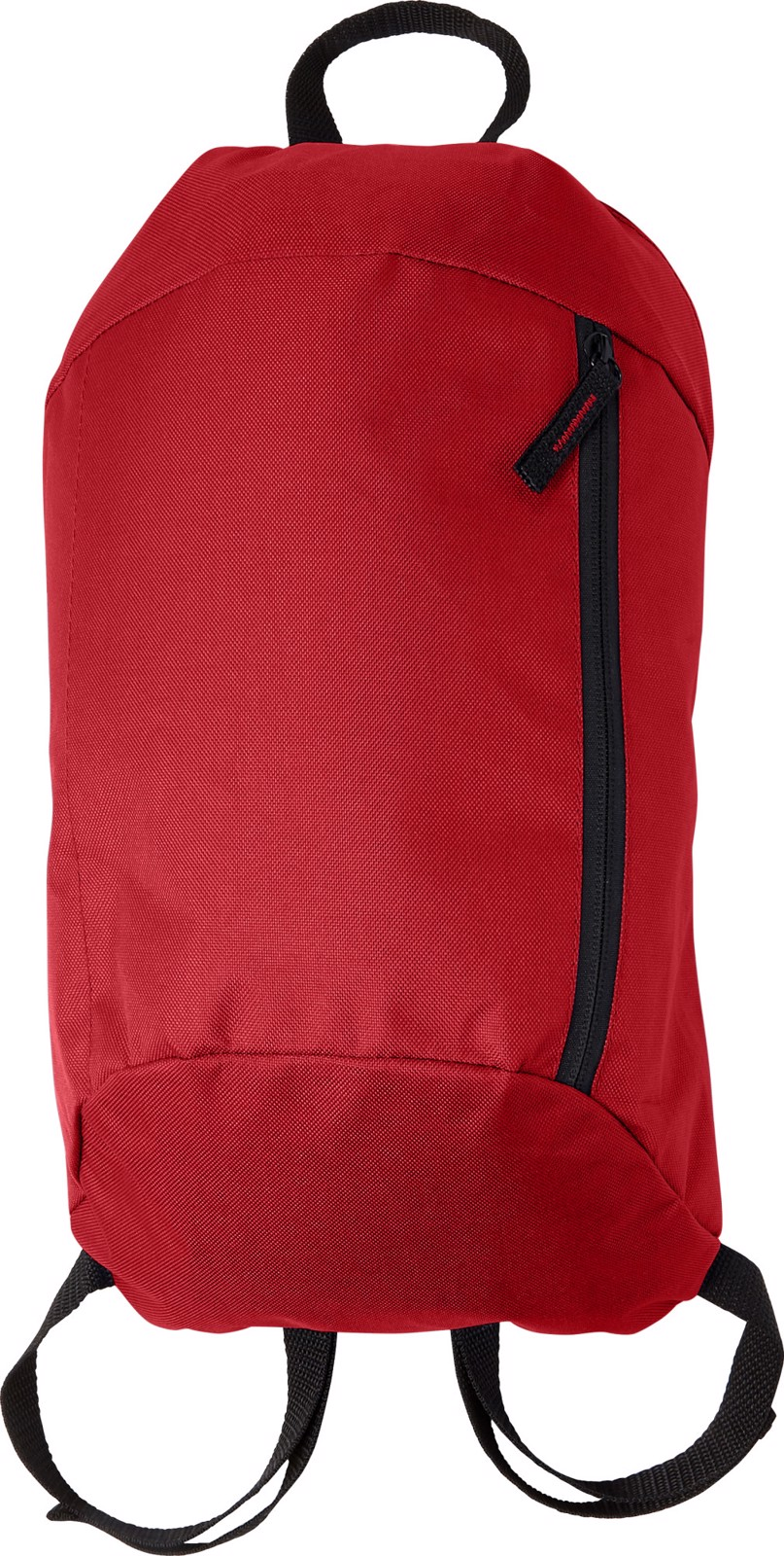 Polyester (210D) backpack - Red