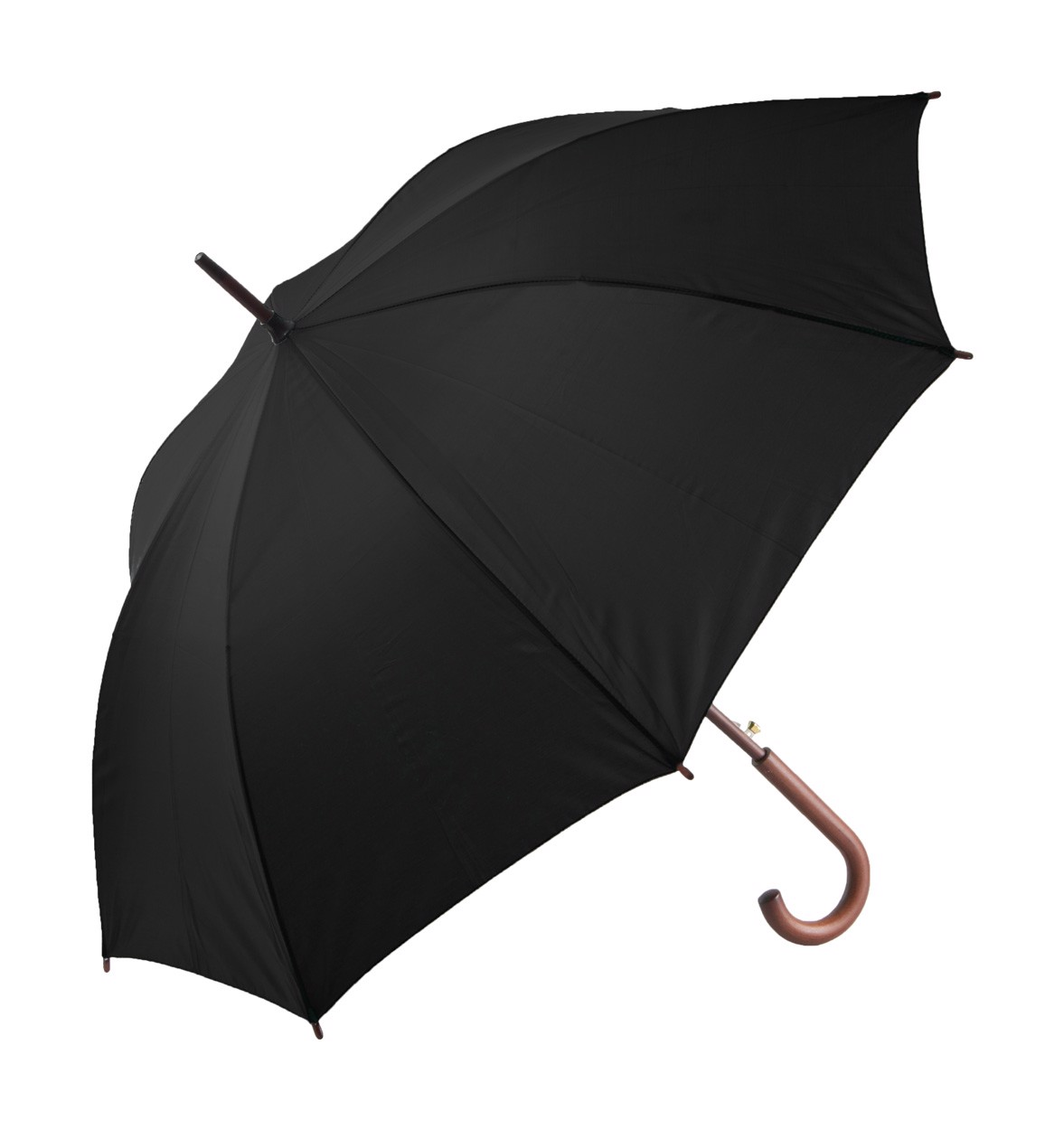 Automatický Deštník Henderson - Černá