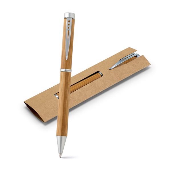 LAKE. Bamboo ball pen