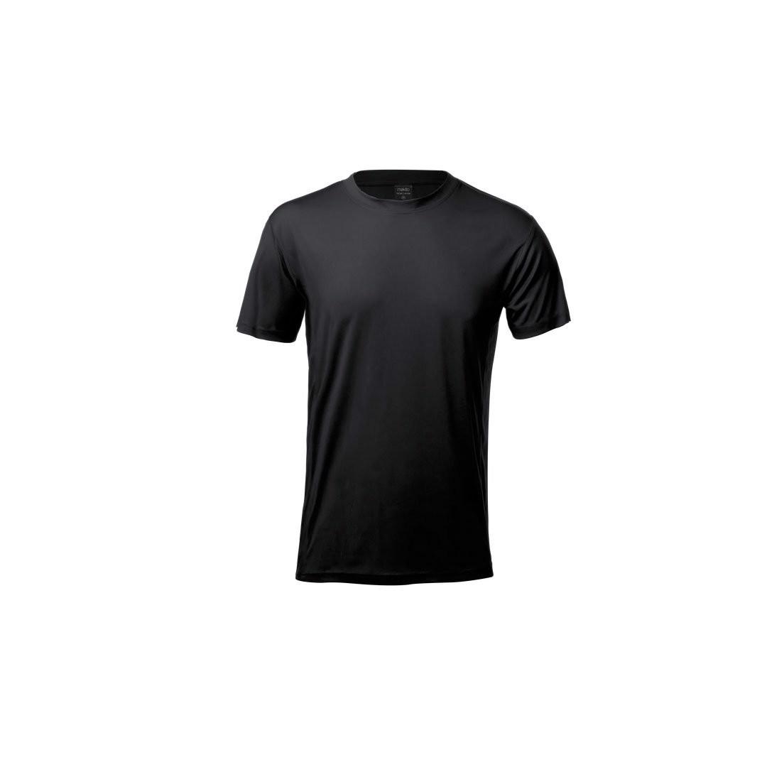 T-Shirt Adulto Tecnic Layom - Preto / L