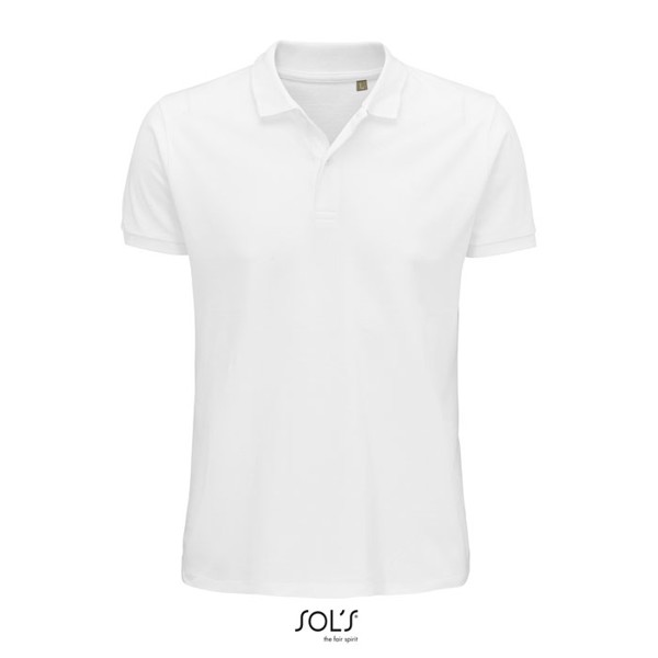 PLANET-MEN POLO-170g Planet Men - White / XXL