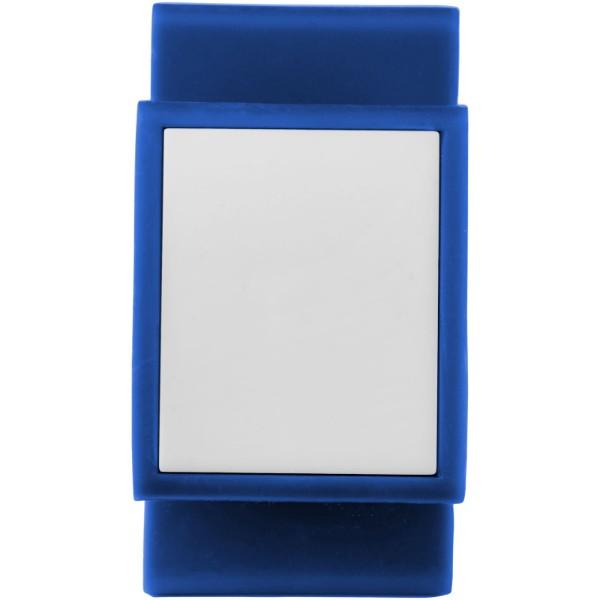 Multifunkční klip na telefon Dock - Světle modrá