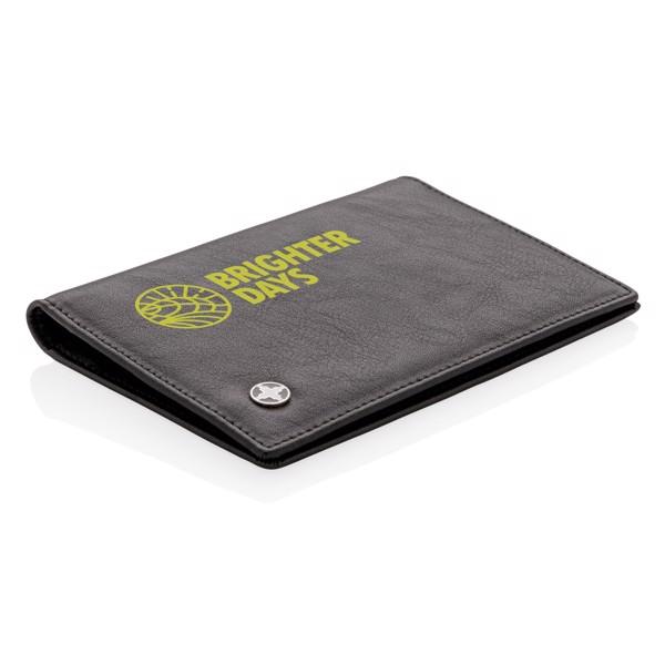 Etui za potni list z RFID zaščito