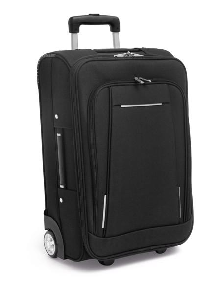PUEBLA. Cestovní taška 600D a EVA - Světle Šedá