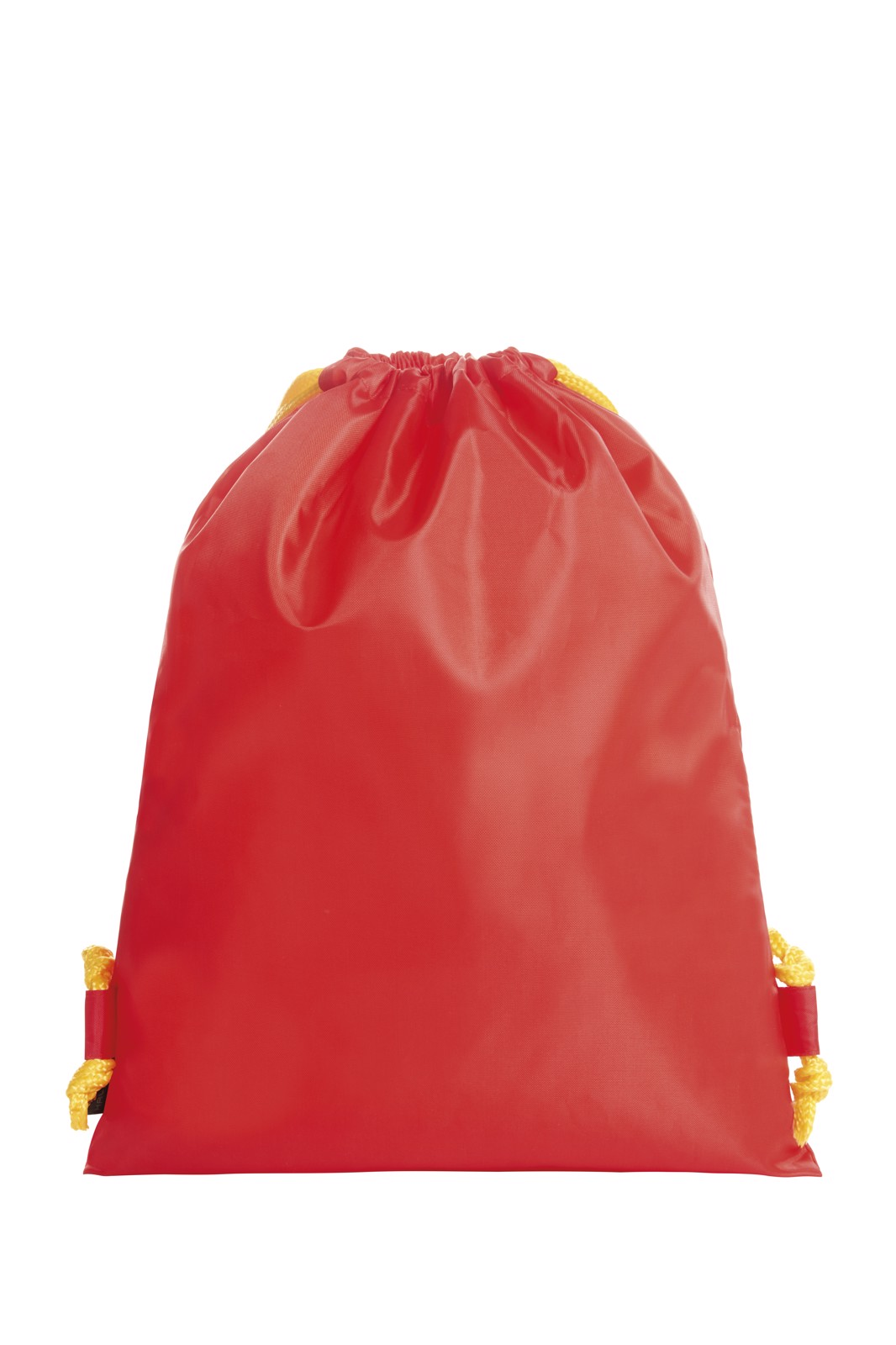 Batoh Taft Paint - Červená-Žlutá
