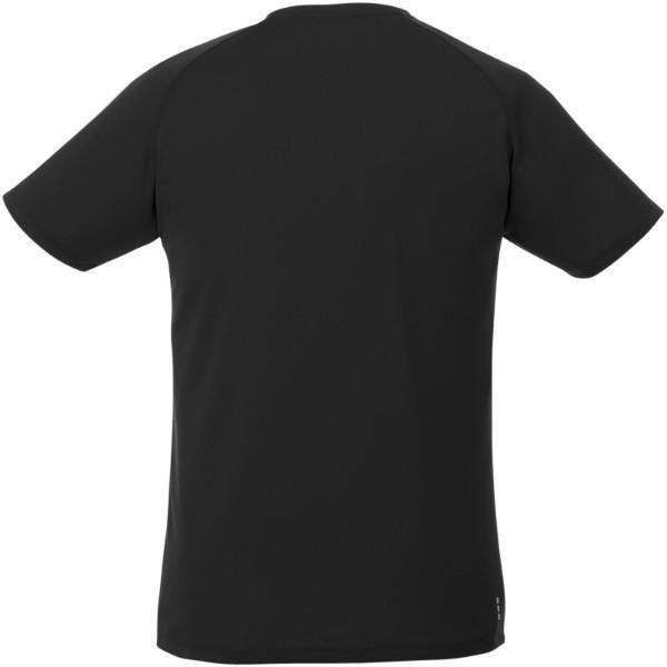 Amery pánské cool fit v-neck tričko cool fit - Černá / S