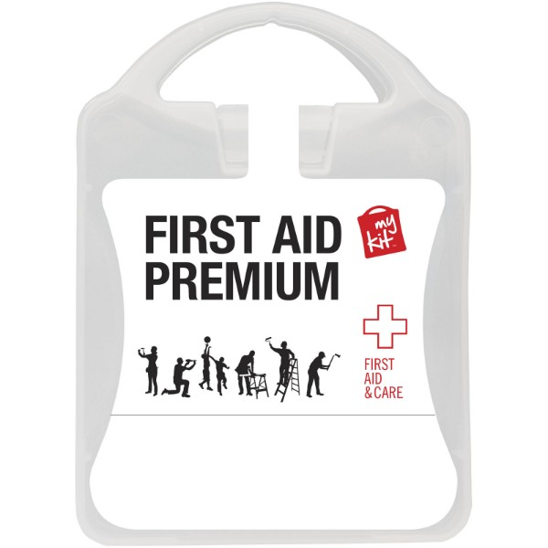 Sada první pomoci Premium - Bílá