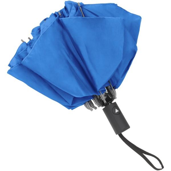 """23"""" skládací obrácený deštník Callao s automatickým otvíráním - Světle modrá"""