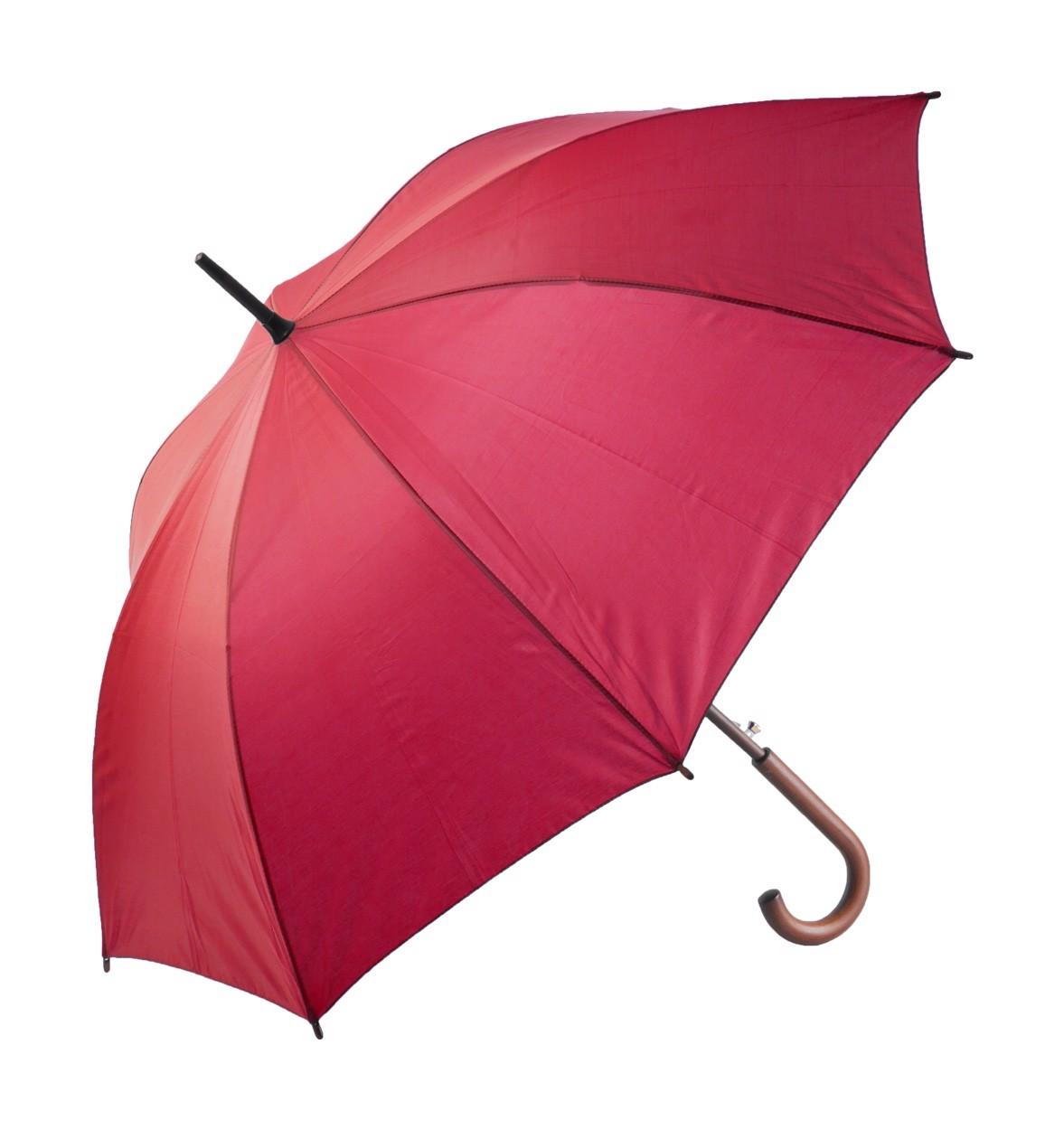 Automatický Deštník Henderson - Červená