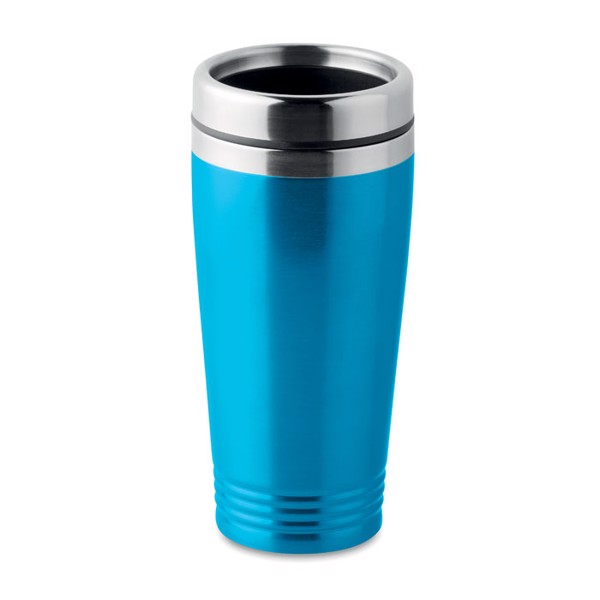 Double wall travel cup Rodeo Colour - Turquoise