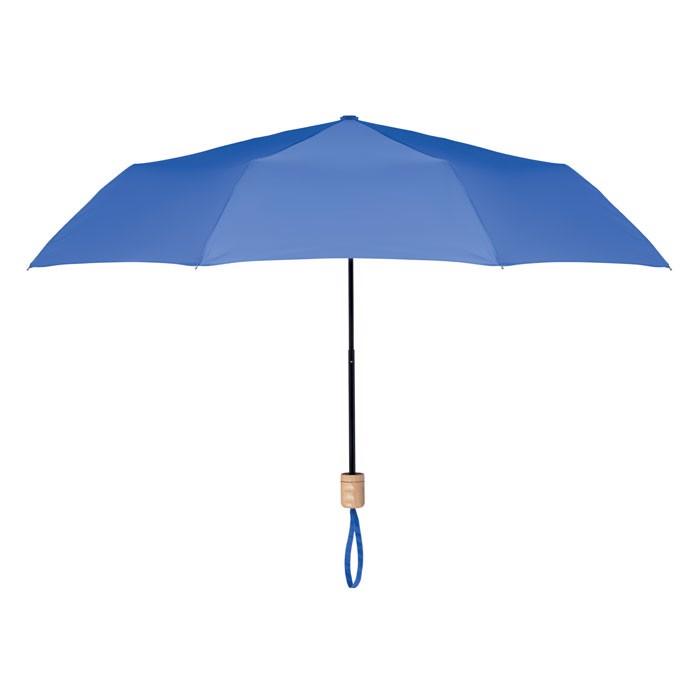 Parasol składany Tralee - niebieski