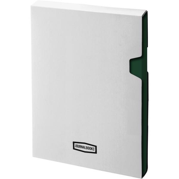 Poznámkový blok Classic A5 s pevnou obálkou - Hunter Green